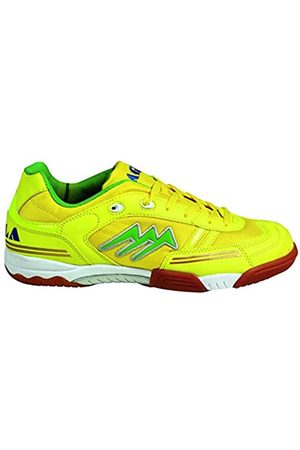AGLA Condor Indoor Light Zapatos de fútbol Sala, Amarillo/
