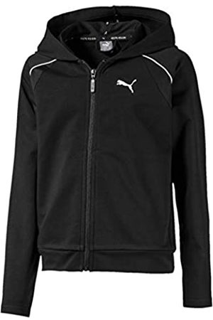 Puma Active Sports Jacket G Chaqueta De Entrenamiento, Niñas, Black