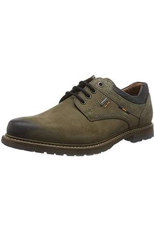 Fretz Men Lenz, Zapatos de Cordones Derby para Hombre, (Fango 21)