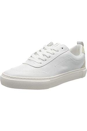 Marc O' Polo 215823503100, Zapatillas para Mujer, (White/Offwhite 109)