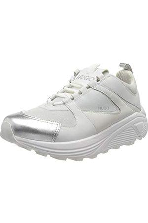 HUGO BOSS Horizon_Runn_LC, Zapatillas para Mujer, (White Combi 121)