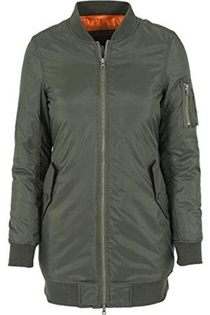 Urban classics Jacke Long Bomber Jacket Chaqueta