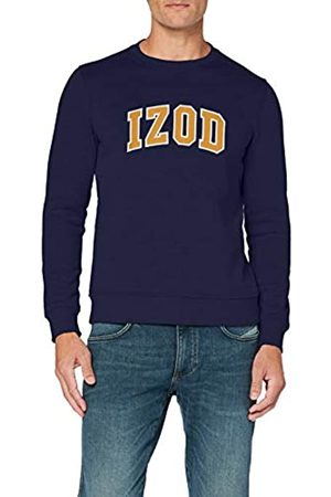 Izod Applique Fleece Crew Sudadera
