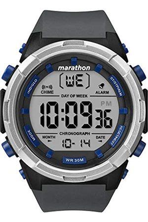 Timex RelojDigitalparaHombredeCuarzoconCorreaenResinaTW5M33000