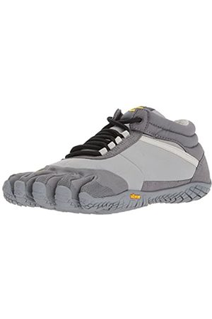 Vibram Trek Ascent Insulated, Zapatos de Low Rise Senderismo para Mujer, (Grey)