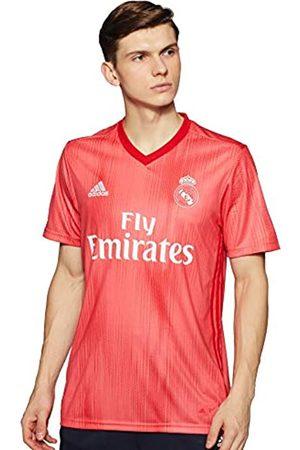 adidas Real Madrid Third – Camiseta de fútbol para Hombre, Color Real Coral