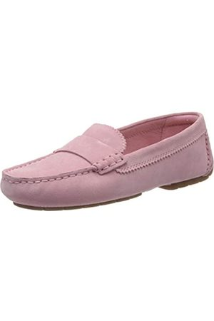 Clarks C MOCC, Mocasines para Mujer, (Pink Suede Pink Suede)