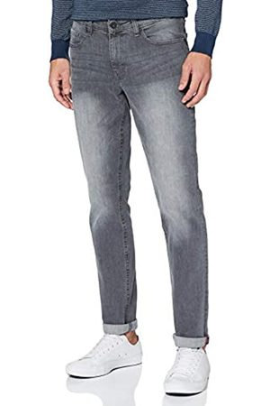 Izod Mid Slim Straight Denim Vaqueros