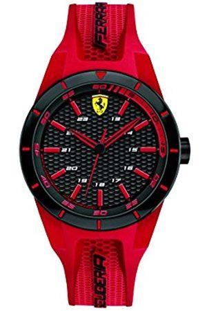 Scuderia Ferrari Ferrari 0840005 RedRev - Reloj analógico de pulsera para hombre (cuarzo