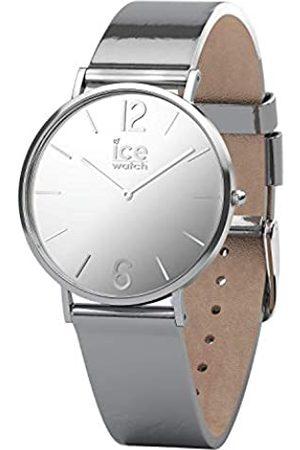 Ice-Watch CITY sparkling - Metal - Reloj soldi para Mujer con Correa de cuero - 015089 (Small)