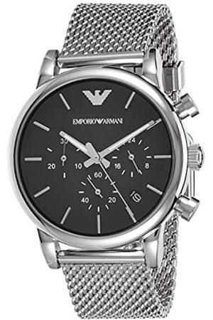 Emporio Armani Reloj para Hombre de Cuarzo con Correa en Acero Inoxidable AR1811