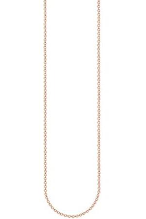 Thomas Sabo Cadena de collar Mujer plata - KE1105-415-40-L90