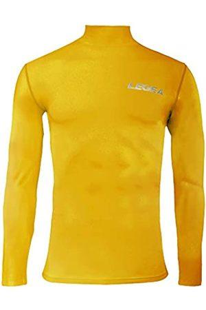 LEGEA 6 Dynamic Body - Camiseta de manga larga cuello alto para hombre