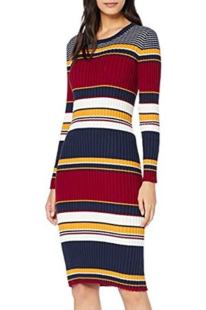GANT D1. Rib Knitted Dress Vestido, 105