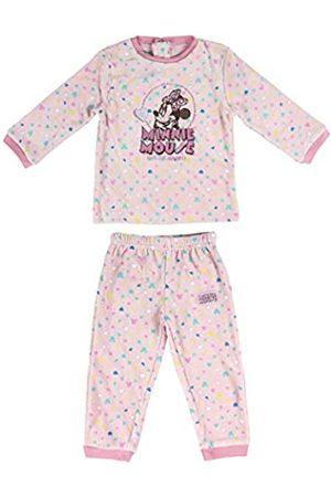 Artesanía Cerdá Pijama Largo Minnie Pelele para dormir