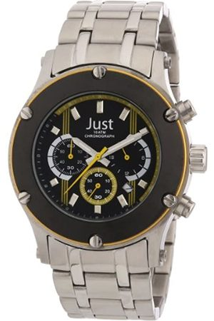 Just Watches Just Uhren 48-STG2372YL - Reloj de Caballero de Cuarzo