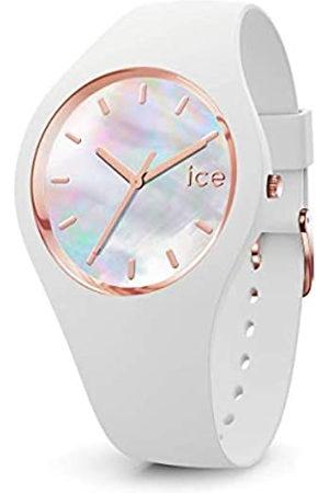 Ice-Watch ICE pearl White - Reloj para Mujer con Correa de silicona