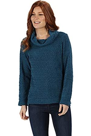 Regatta Quintia Loose Knitted Cowl Neck Style Fleece Forro Polar
