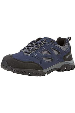 REGV7|#Regatta Holcombe Iep Low, Walking Shoe Mens, (Navy/Granite 1l6)