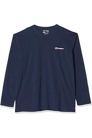 Berghaus Corporate Logo Long Sleeve Camiseta, Hombre