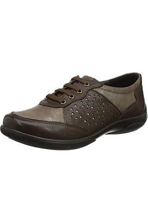 Padders Harp, Zapatos de Cordones Derby para Mujer, (Brown Combi 61)
