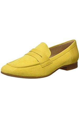 Geox D Marlyna C, Mocasines para Mujer, (Lt Yellow C2004)