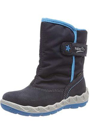 Superfit Icebird, Botas de Nieve para Niños, (Blau/Blau 80 80)