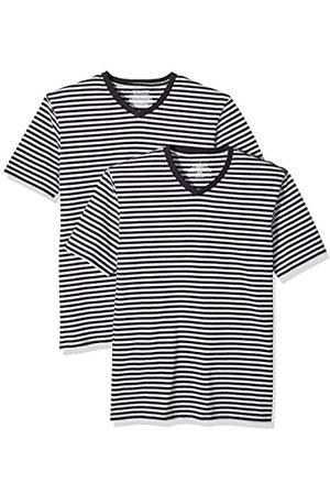 Amazon Camiseta de para hombre, corte ajustado, ( / claro)