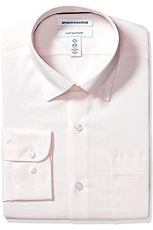Amazon Regular-fit Wrinkle-Resistant Stretch Dress Shirt Camisa de vestir