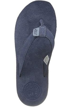 Jack Wolfskin Beachster Lt W, Chanclas para Mujer, (Blue/Champagne 1203)