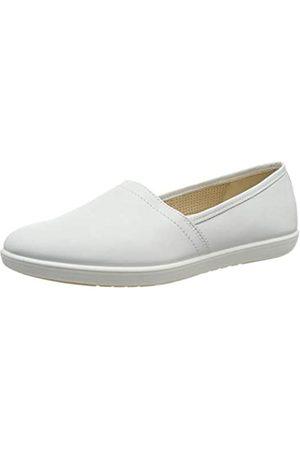 Legero Maleo, Mocasines para Mujer, (White) 10