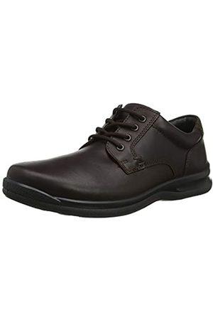 Hotter Burton, Zapatos de Cordones Derby para Hombre