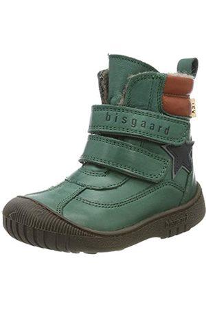 Bisgaard Elix, Botas de Nieve Unisex Niños, (Green 1002-3)
