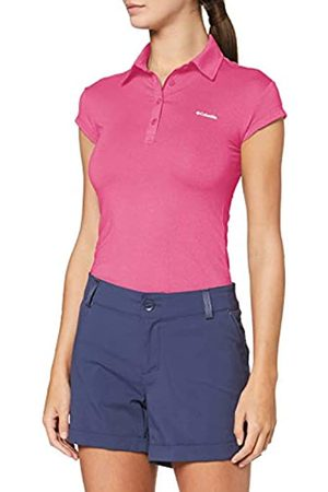 Columbia Peak to Point Novelty - Polo para Mujer, Mujer, 1772791