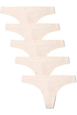 IRIS & LILLY Marca Amazon - Tanga Invisible sin Costuras para Mujer, 44 (Talla del fabricante: X-Large)