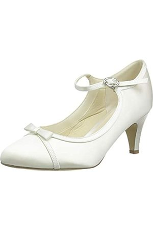 Paradox London Pink April, Zapatos de Boda para Mujer, Marfil (Ivory 275)