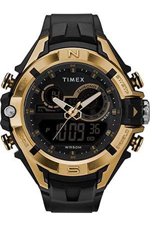 Timex Reloj Hombre de Digital con Correa en Resina TW5M23100