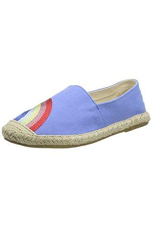 Joules Shelbury, Alpargata para Niñas, (Blue Blue)