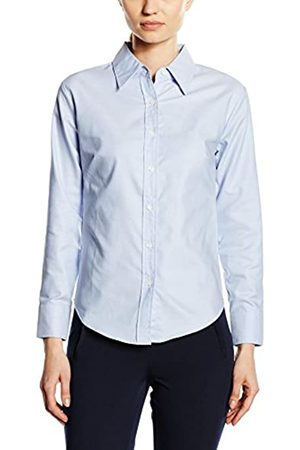 Fruit Of The Loom Oxford Long Sleeve Camisa,