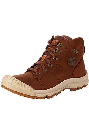Aigle TENERE Leather & GTX W, Zapatos de High Rise Senderismo para Mujer, (Camel)