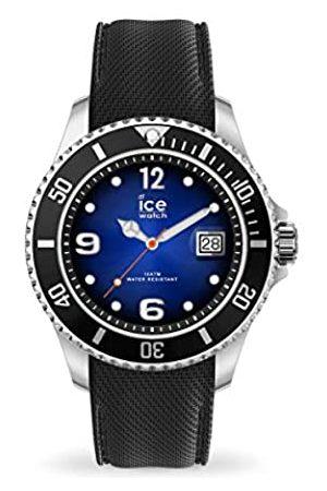 Ice-Watch ICE steel Deep azule - Reloj para Hombre con Correa de silicona