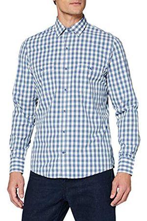 Izod Washed Gingham BD Shirt Camisa