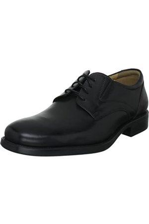 Geox U Federico V, Zapatos de Cordones Derby para Hombre, (Black C9999)
