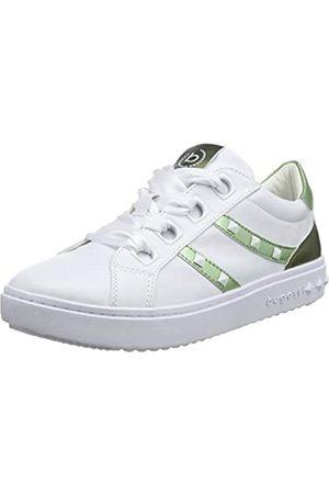 Bugatti 431636045959, Zapatillas para Mujer, (White/Light Green 2072)