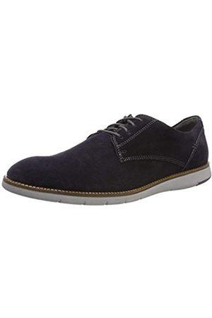Josef Seibel Roy 04, Zapatos de Cordones Derby para Hombre, (Jeans 540)