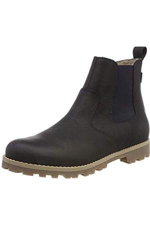Froddo Kids Ankle Boots G3160089, Botas de Nieve Unisex Niños, (Dark Blue I17)