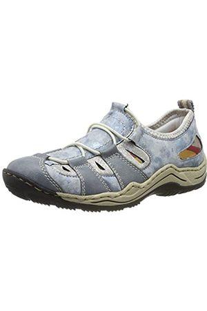 Rieker L0561-12, Zapatillas para Mujer