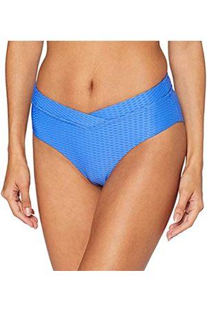 Seafolly La Luna Retro 'v' Front Pant Braguita de Bikini