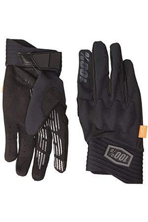 100 Percent Cognito 100% Glove Black/Charcoal LG Guantes para ocasión especial