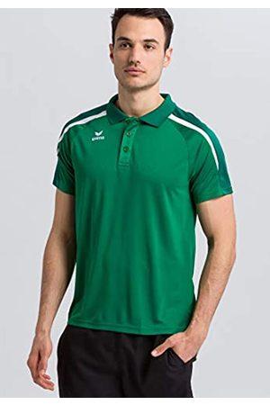 Erima GmbH Liga 2.0 Polo, Hombre, (Smaragd/Evergreen) /